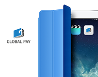 Global Pay - Branding (Mobile App)