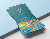 Flyer Brochure Muses Travel
