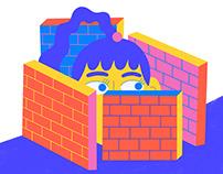 The Same 4 Walls