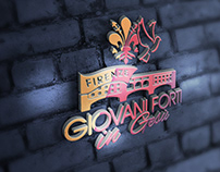 Brand Identity - ADV for Event - Giovani Forti Project