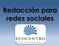 Redes sociales - Fundación Ecocentro