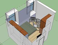 Dorm Room Model