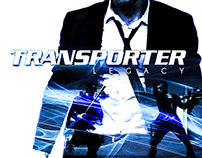 Transporter Legacy Concept Movie Poster