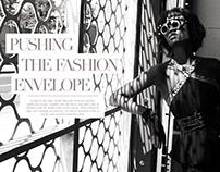 Pushing The Fashion Envelope