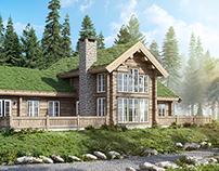 Cabin Norway
