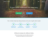Trust Tree - Web App Design