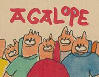AGALOPE | Logo