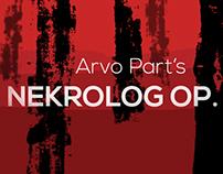 Nekrolog Op. 5