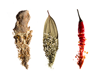 Deconstruction - Spices