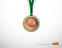Milo Print Ad Poster