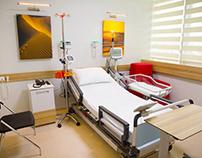 Hasta Odaları Ve Konforlu Ürünler