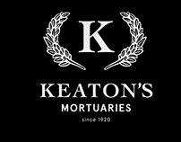 Keaton's Mortuaries Logo