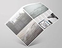 Newspaper // Magazine Layouts