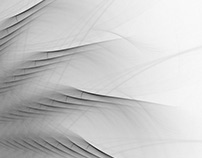 B&W fractal
