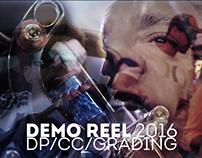 Gregori Bastos - Demo Reel DP/CC/Grading 2016