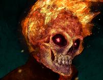 Hellboy, Ghost Rider
