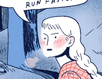 Run, Girl, Run!
