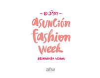 Asunción Fashion Week SS/2013/2014