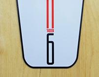 Clock Two by designer Vladimir Ogorodnikov