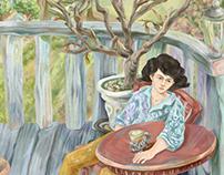 Rest (Illustration)