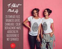 T-Shirt Mock-Up Vol.26 2017 T-Shirt Mock-Up Vol.26 2017