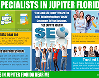 Hire SEO Specialists in Jupiter Florida near me