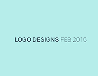 Logo Designs Feb 2015