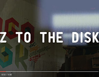 Art direction video: Z to the Disk