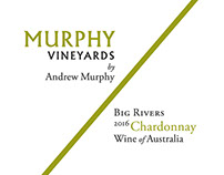 Murphy wine labels