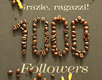 Tre Pazzi Café - 1000 Followers Story