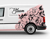 Bloom | Vehicle Graphic