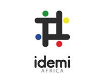 idemiAFRICA - Brand Identity