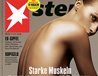My recent Cover for Stern Magazine 3.3.2016 No. 10