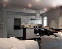 Busswil Apartment: Interiors