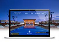 Libertador Hotels - Web design