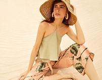 Textile Print Design // Leve - Summer 19 // Dress to