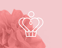 Femme de Cupcakes — women's jewellery branding
