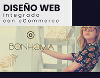 eCommerce - Bonhomia