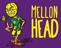 Rótulo Mellon Head