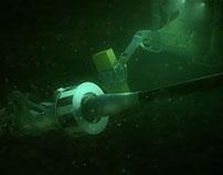 Subsea 3D visualization / Stavanger Norway