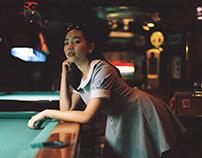 Old Bar Film Photoshoot