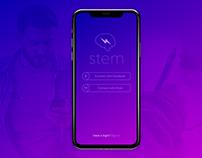 Stem - Branding & App Design Concept