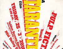 D&AD New Blood - Monotype Tarantino