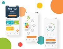 Startup Company App Design