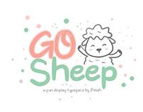 Go Sheep Font Free