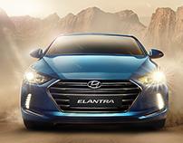 Contenido lanzamiento Hyundai Elantra 2017