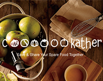 Cooooookather - IDEO design thinking challenge