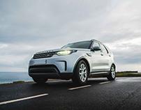 Land Rover Discovery Scotland
