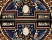 Ceiling Fresco Giclee