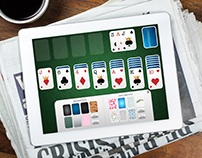 Solitaire Game - UI
